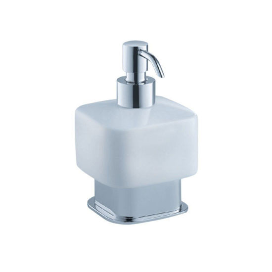 Picture of Fresca Solido Lotion Dispenser (Free Standing) - Chrome