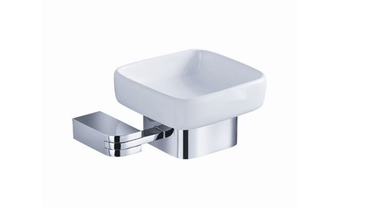 Picture of Fresca Solido Soap Dish - Chrome