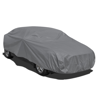 Picture of Full Car Cover Nonwoven Fabric Clean Vehicle Dust Water Resistant - Medium Gray