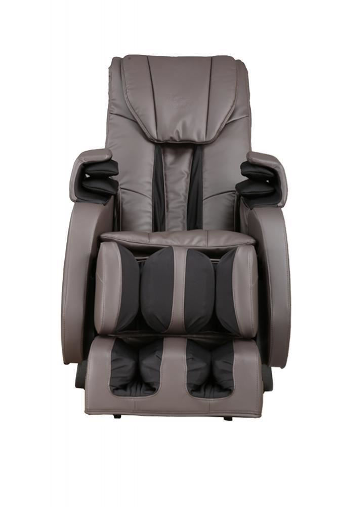 Picture of Full Body 3D Shiatsu Zero Gravity Massage Chair Recliner L-Track Heat