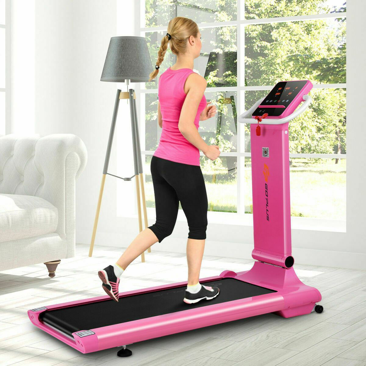Picture of Home Gym Fitness Treadmill with USB