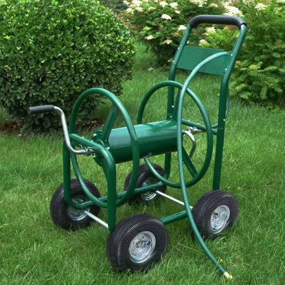 Picture of Garden Water Hose Reel Cart