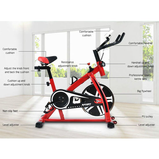 Picture of Home Gym Fitness Cycling Bicycle Cardio Workout