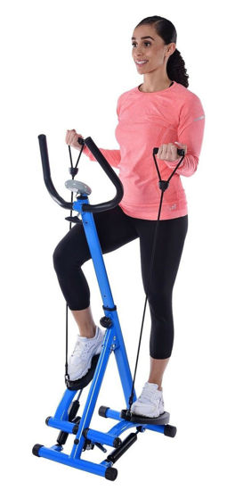 Picture of Home Gym Fitness Stepper with Cords