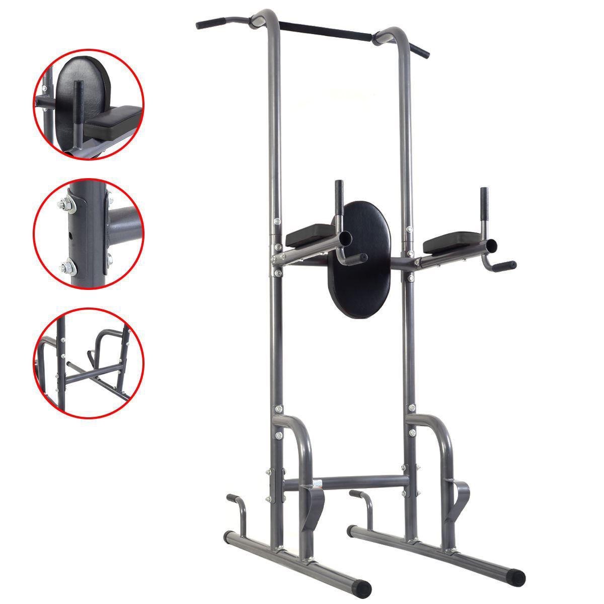 Picture of Home Gym Tower Rack Pull Up Stand