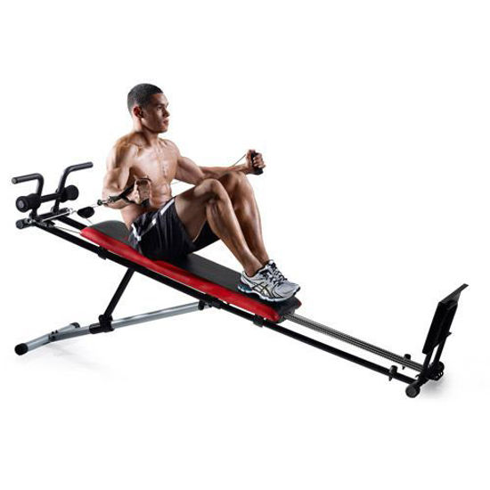 Picture of Home Gym Ultimate Body Works Incline Adjustable Workout Bench