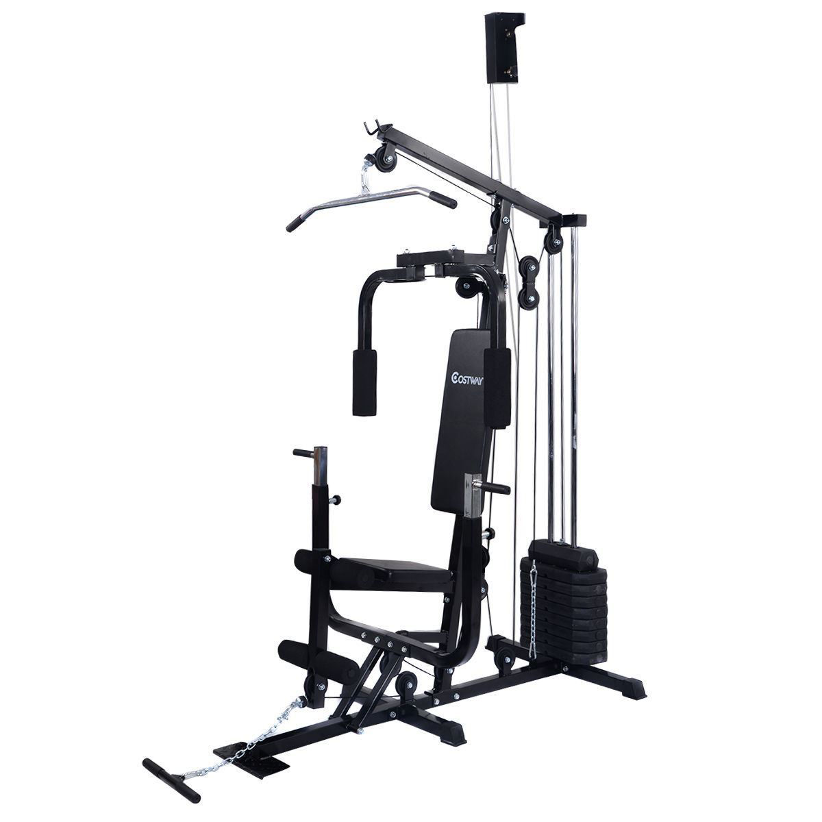 Picture of Home Gym Weight Training Exercise Workout Equipment Strength Machine Fitness