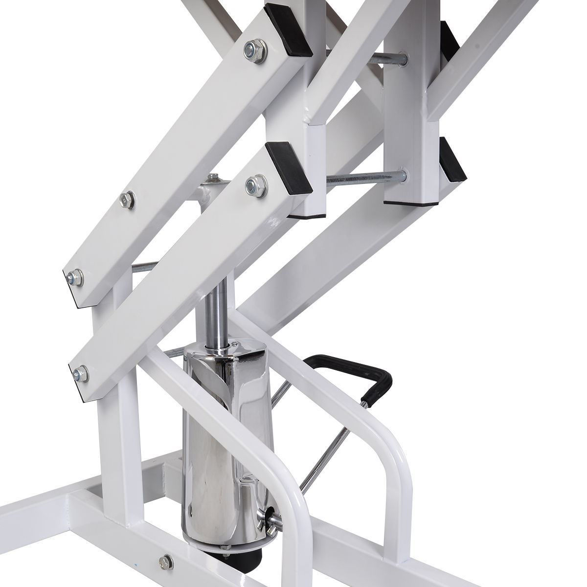 Picture of Hydraulic Z-Lift Adjustable Pet Grooming Table with Arm and Noose