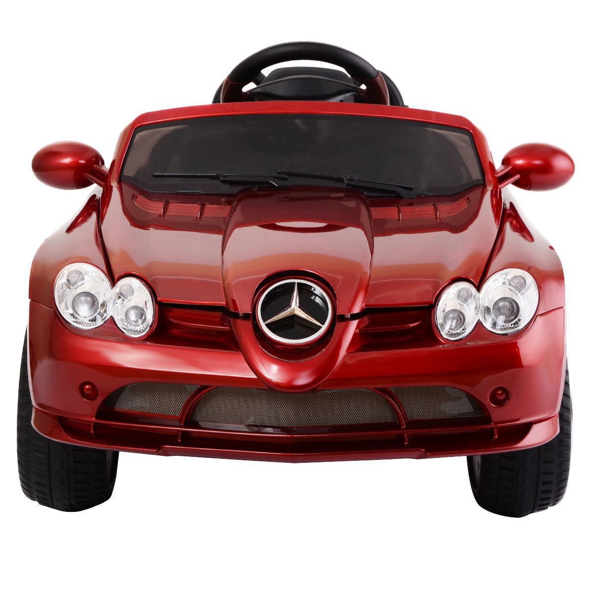 Picture of Kids Baby Ride On Mercedes Benz R199 12V Electric Mercedes Benz R199 12V Electric Car Licensed MP3 RC with Remote Control