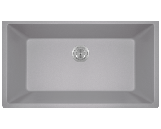 Picture of Kitchen Sink Large Single Bowl Undermount AstraGranite