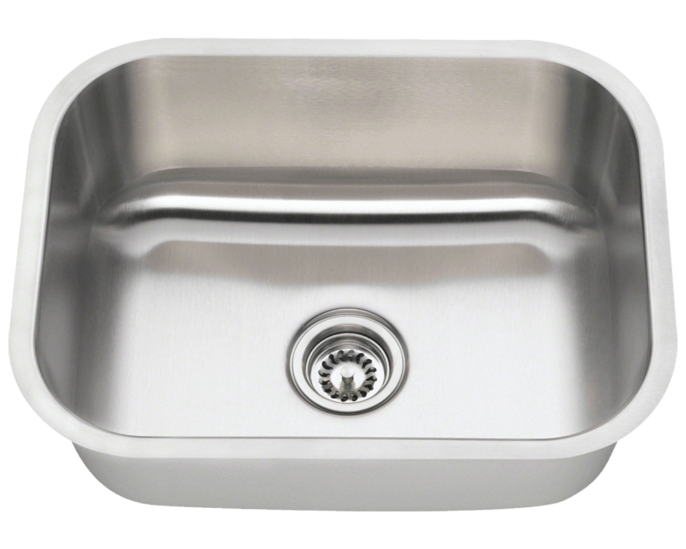 Picture of Kitchen Sink Single Bowl Stainless Steel