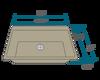 Picture of Large Single Bowl Topmount Sink AstraGranite
