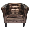 Picture of Living Room Chair - Brown