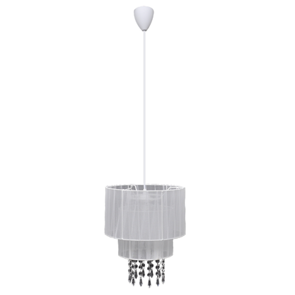 "Picture of Living Room Chandelier 11"" - White"