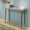 Picture of Living Room Console Table - Gray