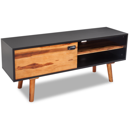 """Picture of Living Room TV Cabinet 47"""" - Solid Acacia Wood"""