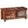 Picture of Living Room TV Hi-Fi Cabinet Side Cabinet - Reclaimed Solid Wood