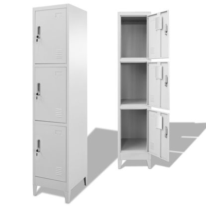 """Picture of Locker Cabinet - 15"""""""