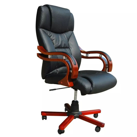 Picture of Luxury Executive Chair - Black