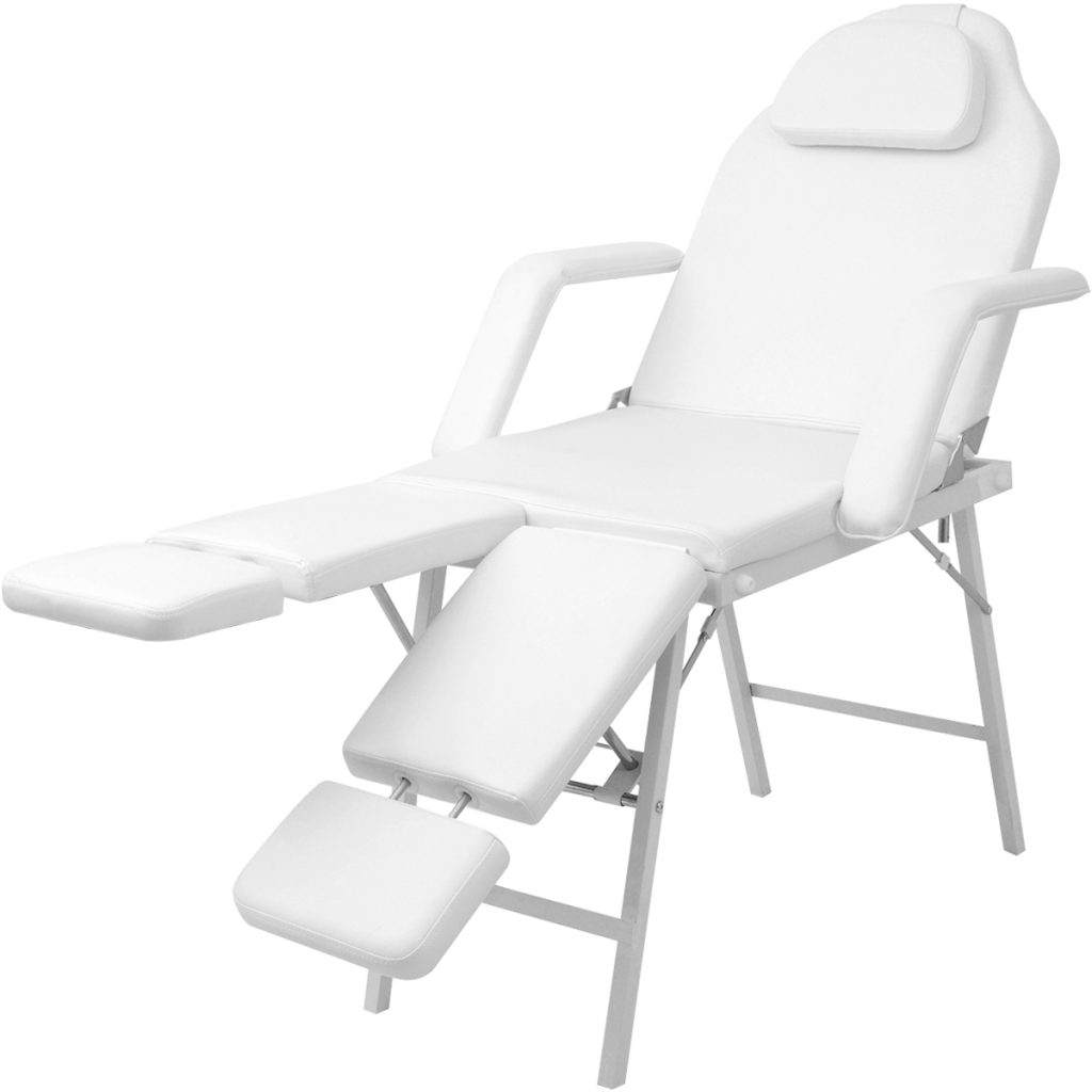 Picture of Massage Table Facial Bed - White