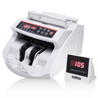 Picture of Money Counter and Counterfeit Detector