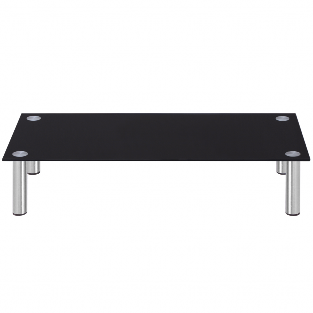 "Picture of Monitor Riser/TV Stand 31"" - Glass Black"