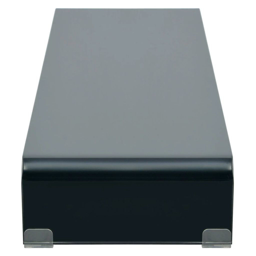"""Picture of Monitor Riser/TV Stand 47"""" - Glass Black"""