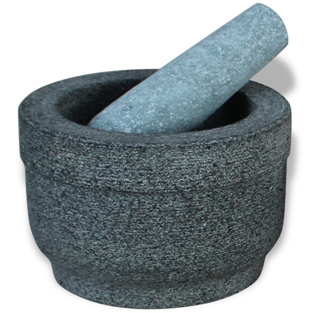 Picture of Mortar and Pestle Granite 5.9""