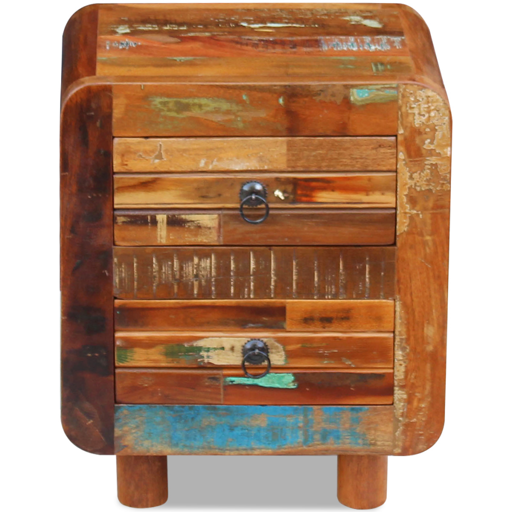 Picture of Night Cabinet - Solid Reclaimed Wood