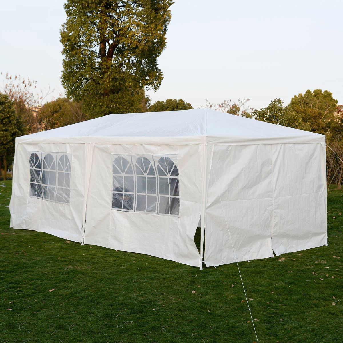 Picture of Outdoor Canopy Tent Heavy Duty 10' x 20'