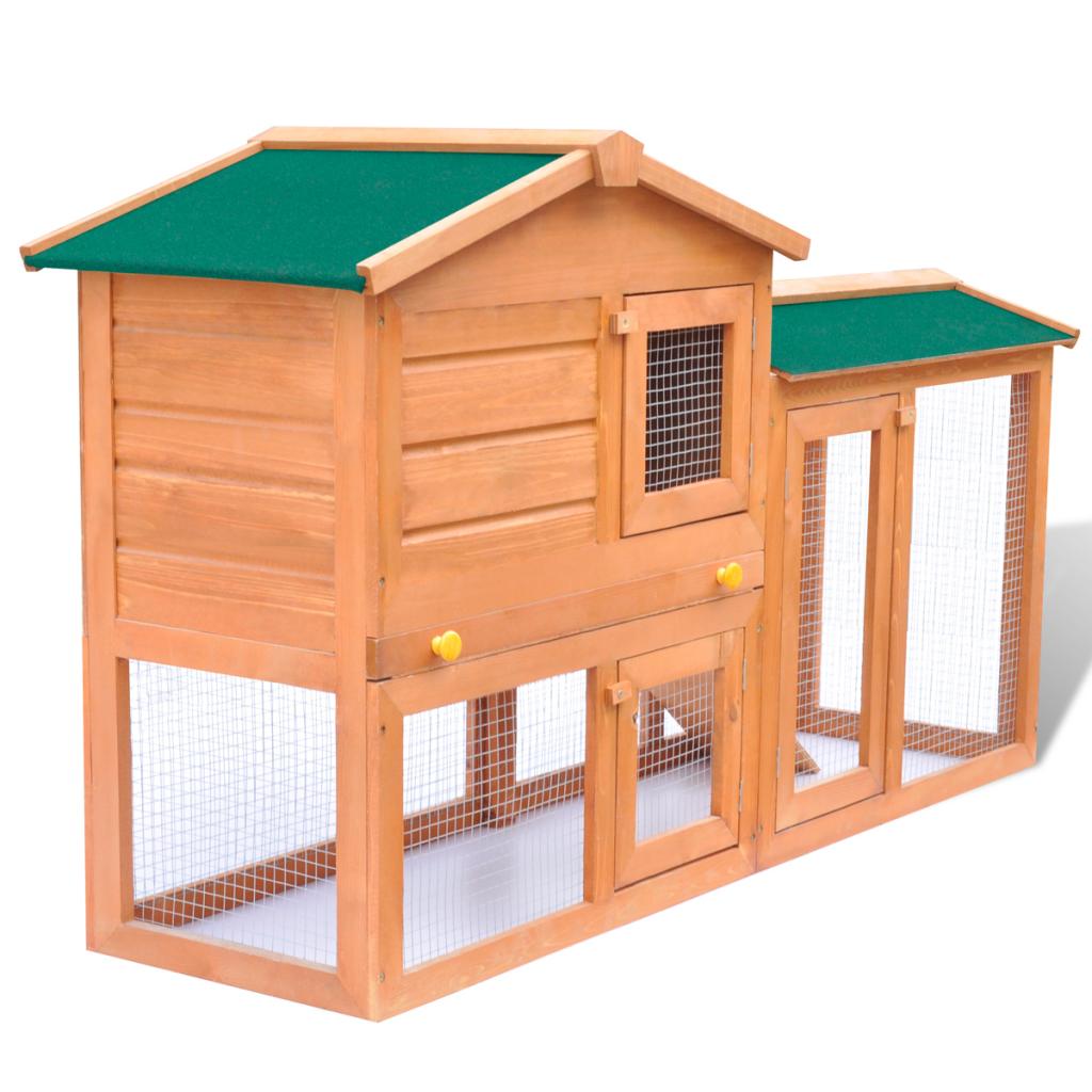 """Picture of Outdoor 55"""" Chicken Coop"""