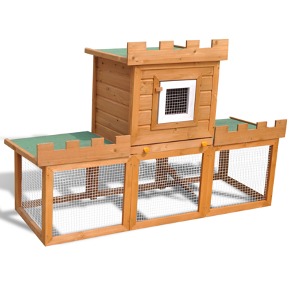 "Picture of Outdoor 56"" Chicken Coop"