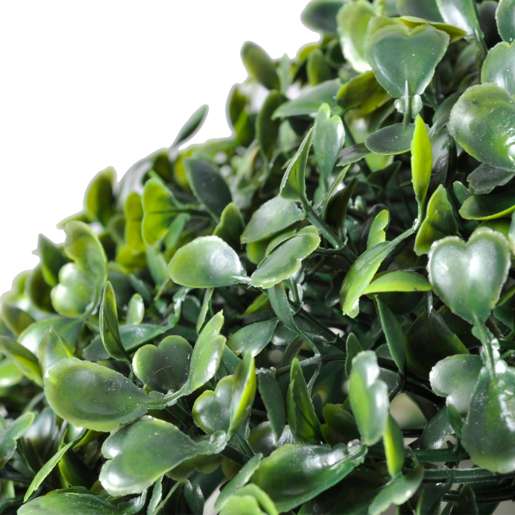 "Picture of Outdoor Artificial Boxwood Ball 10"" - 2 pcs"