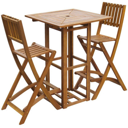 Picture of Outdoor Bar Set