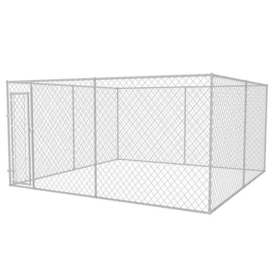 Picture of Outdoor Dog Kennel 13x13