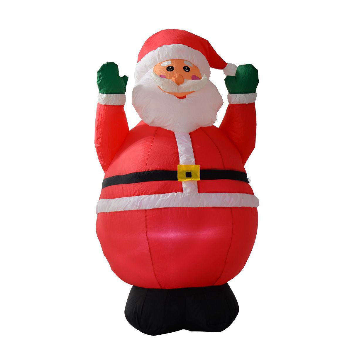 Picture of Outdoor Inflatable Christmas Santa Craus Yard Decor 4 ft