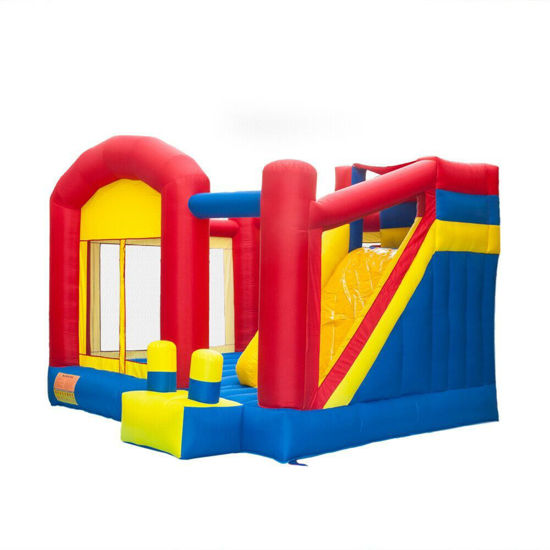 Picture of Outdoor Inflatable Jumper Bouncer Slide