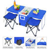 Picture of Outdoor Picnic Cooler with Table and 2 Chairs