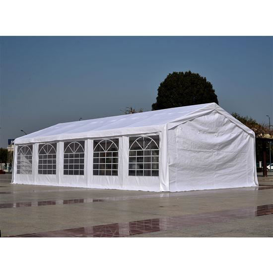 Picture of Outdoor Tent 16'x32' Gazebo Carport - White