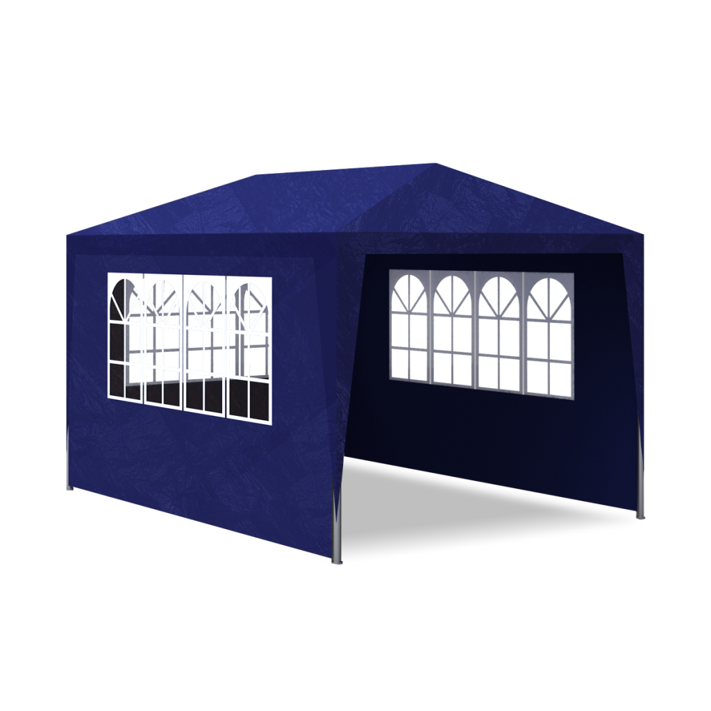 Picture of Outdoor Tent with 4 Walls 10' x 13' - Blue