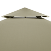 Picture of Outdoor 10'x10' Tent Top Replacement - Beige