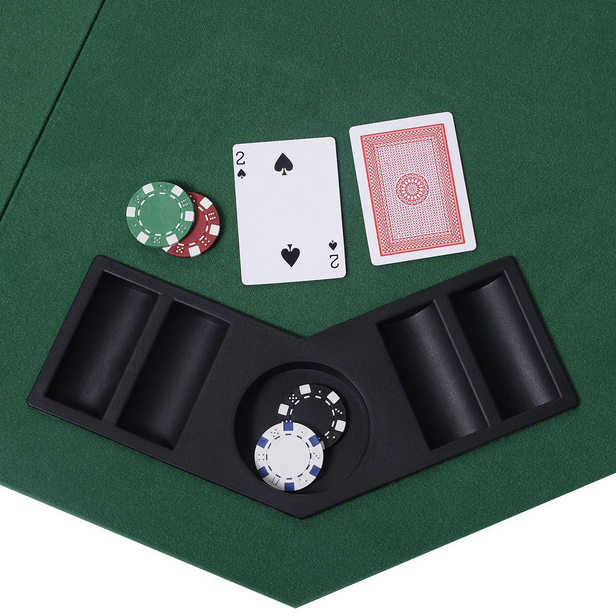 Picture of Folding Poker Table Top