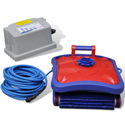 Picture of Pool Cleaning Robot Robotic Cleaner High-Performance