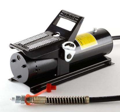 Picture of Porta Power Hydraulic Air Foot Pump 10 Ton Replacement Control