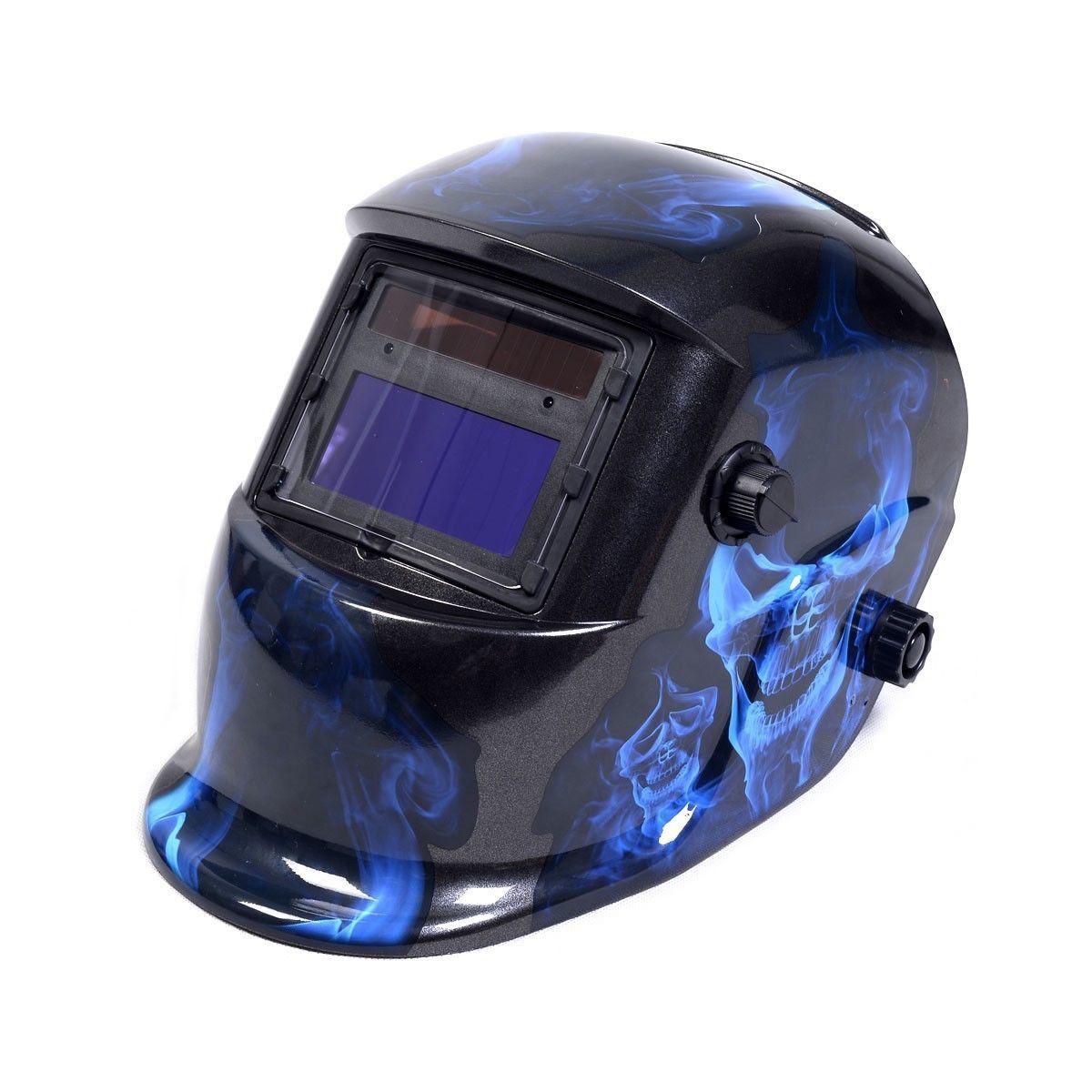 Picture of Pro Solar Welder Mask Auto-Darkening Helmet