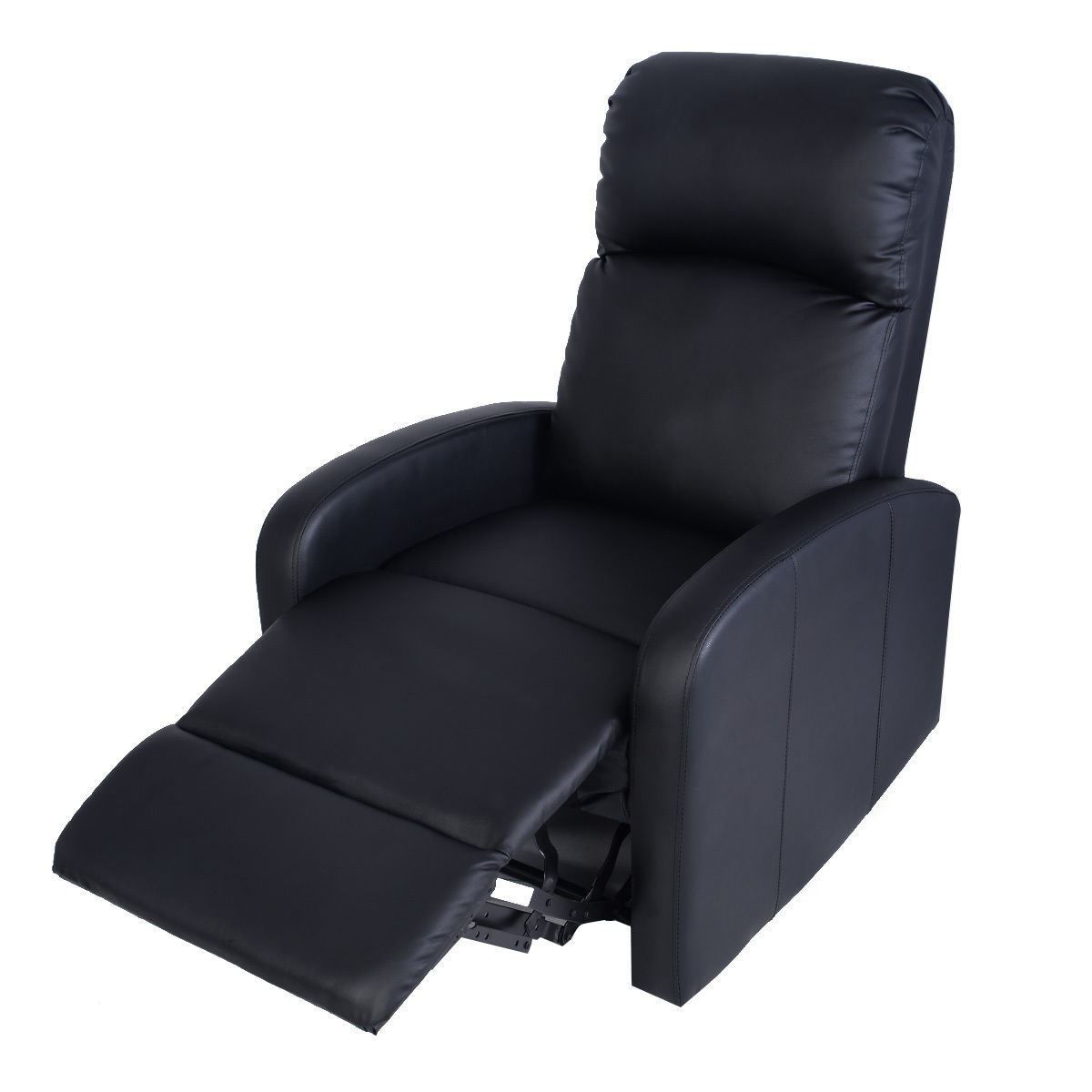 Picture of Recliner Chair Lounger Leather Sofa Seat Manual