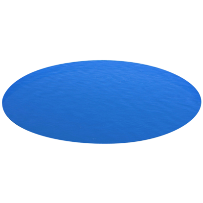 Picture of Round Pool Cover PE 216 inch - Blue