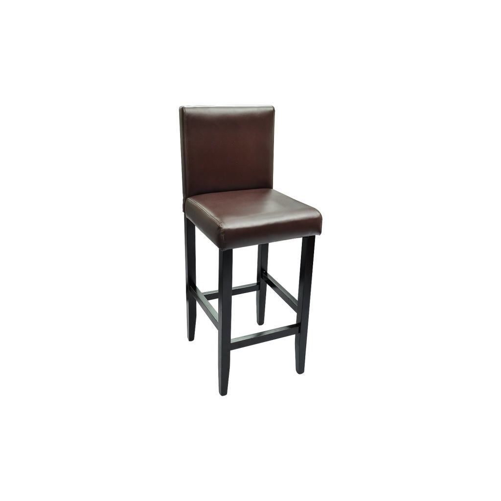 Picture of Dining Bar Stools - Brown 6 pc