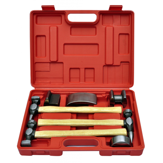 Picture of Seven Piece Dent Repair Tool Set