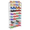 Picture of Shoe Rack Organizer Shelf - 10 Tier